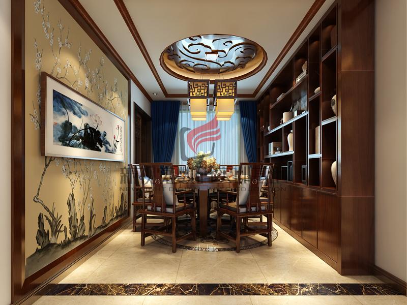 室内设计培训作品-李祥萍