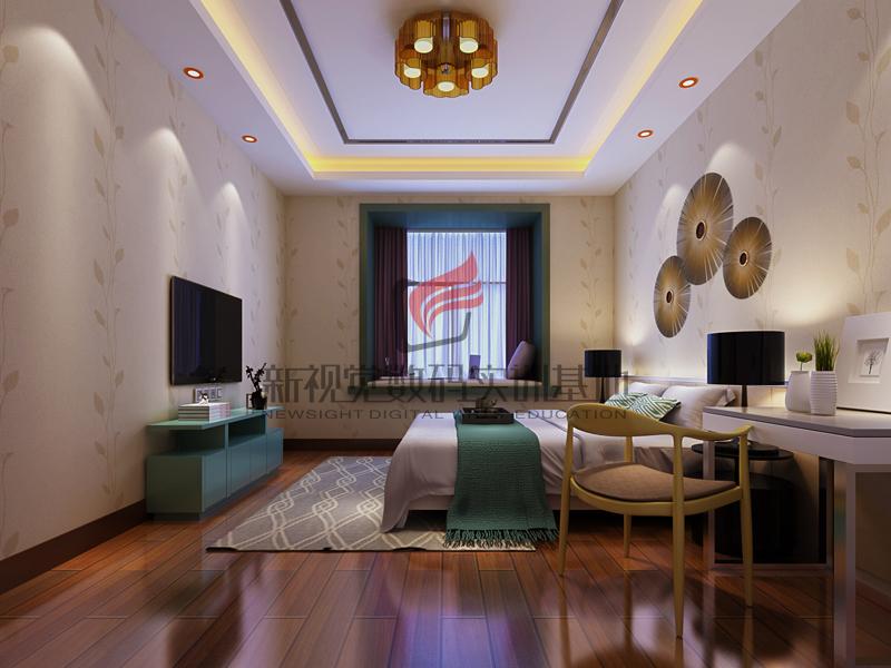 室内设计培训作品-黄祥铜