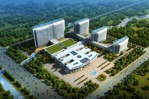 建筑表现培训作品-沛县人民医院