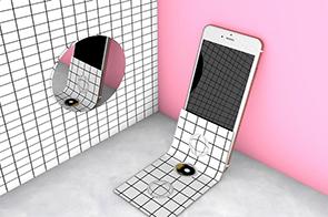 影视动画培训作品-iphone6产品展示